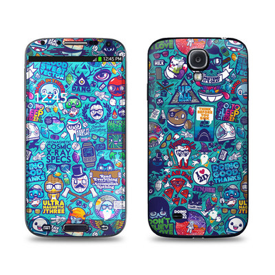 Samsung Galaxy S4 Skin - Cosmic Ray