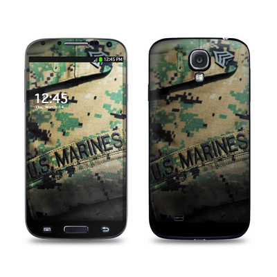 Samsung Galaxy S4 Skin - Courage