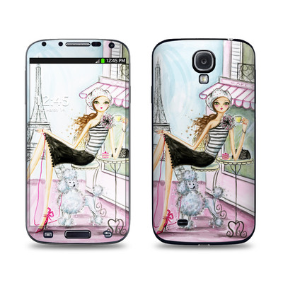 Samsung Galaxy S4 Skin - Cafe Paris