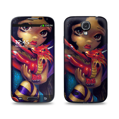 Samsung Galaxy S4 Skin - Darling Dragonling
