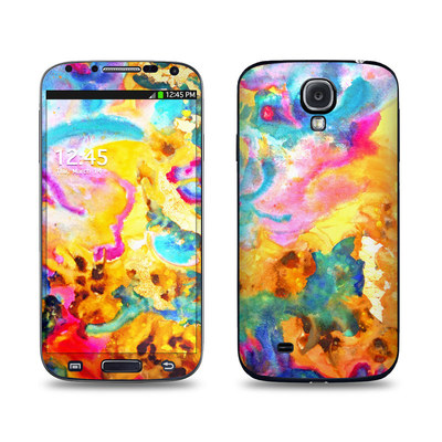Samsung Galaxy S4 Skin - Dawn Dance
