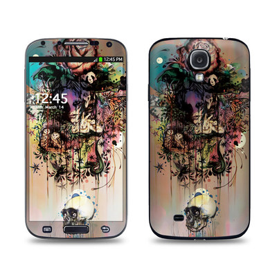 Samsung Galaxy S4 Skin - Doom and Bloom