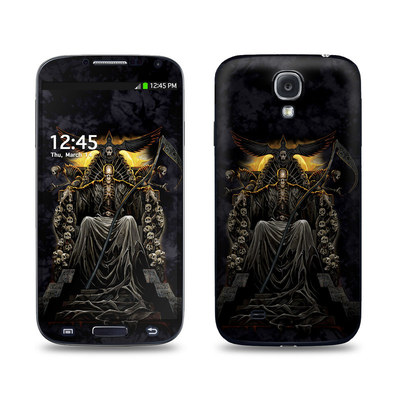Samsung Galaxy S4 Skin - Death Throne