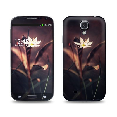 Samsung Galaxy S4 Skin - Delicate Bloom