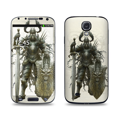 Samsung Galaxy S4 Skin - Dark Knight