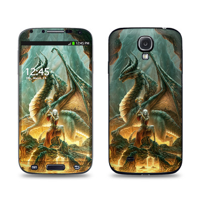 Samsung Galaxy S4 Skin - Dragon Mage