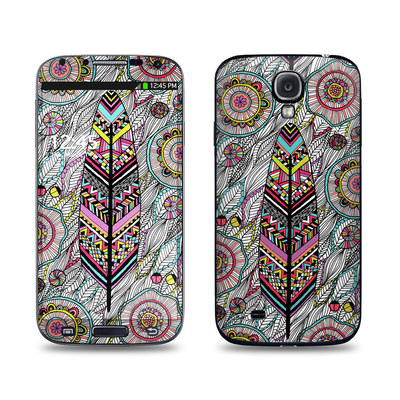 Samsung Galaxy S4 Skin - Dream Feather