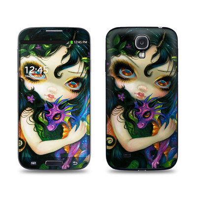 Samsung Galaxy S4 Skin - Dragonling Child