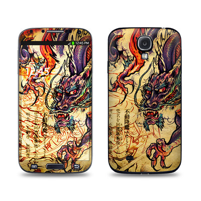 Samsung Galaxy S4 Skin - Dragon Legend