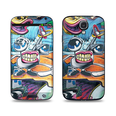 Samsung Galaxy S4 Skin - Dream Factory