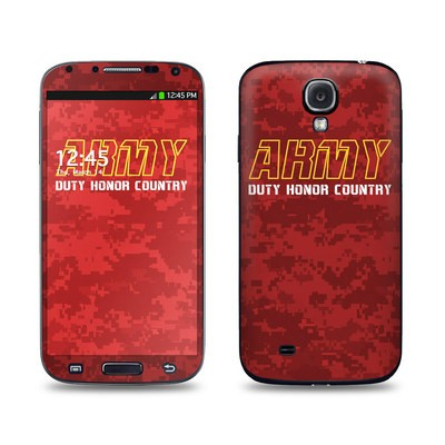 Samsung Galaxy S4 Skin - Duty and Honor
