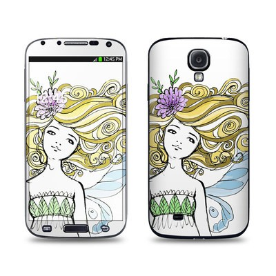 Samsung Galaxy S4 Skin - Fairy Breeze
