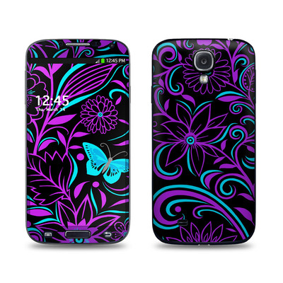 Samsung Galaxy S4 Skin - Fascinating Surprise