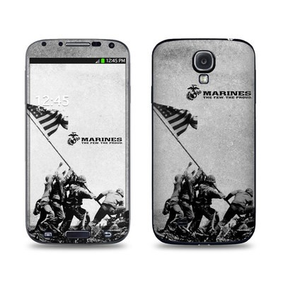 Samsung Galaxy S4 Skin - Flag Raise