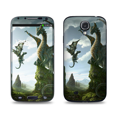 Samsung Galaxy S4 Skin - First Lesson