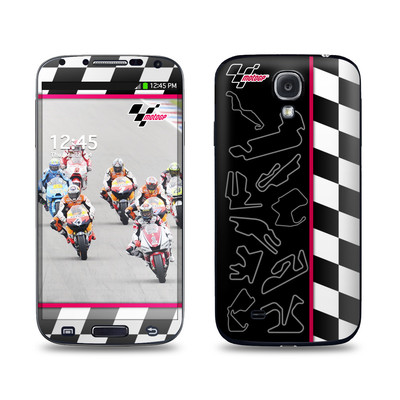 Samsung Galaxy S4 Skin - Finish Line Group