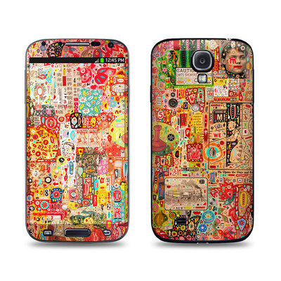Samsung Galaxy S4 Skin - Flotsam And Jetsam
