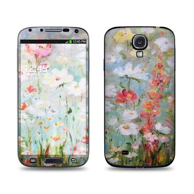 Samsung Galaxy S4 Skin - Flower Blooms