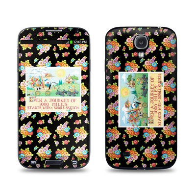 Samsung Galaxy S4 Skin - Forty Year Journey