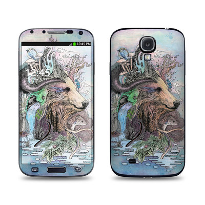 Samsung Galaxy S4 Skin - Forest Warden