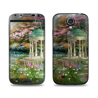 Samsung Galaxy S4 Skin - Garden Of Prayer