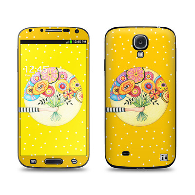 Samsung Galaxy S4 Skin - Giving