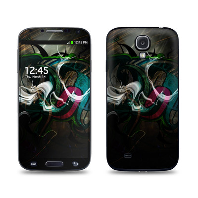 Samsung Galaxy S4 Skin - Graffstract