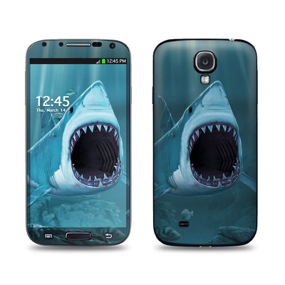 Samsung Galaxy S4 Skin - Great White