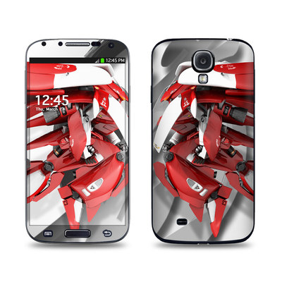Samsung Galaxy S4 Skin - Gundam Light
