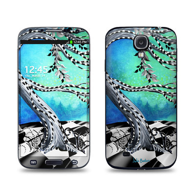 Samsung Galaxy S4 Skin - Haunted Tree