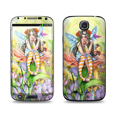 Samsung Galaxy S4 Skin - Hide and Seek