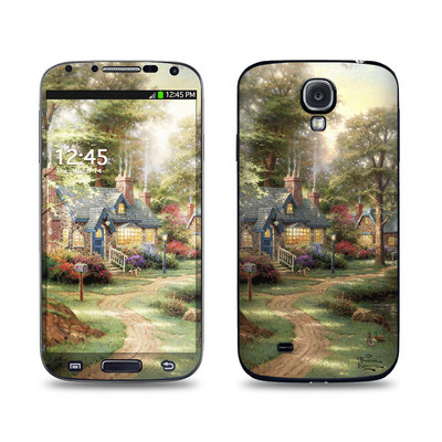 Samsung Galaxy S4 Skin - Hometown Lake