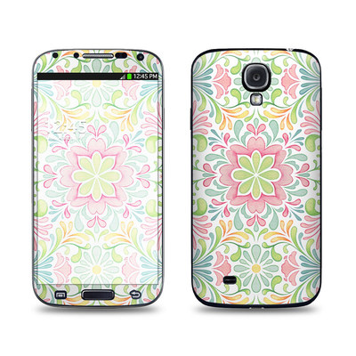 Samsung Galaxy S4 Skin - Honeysuckle