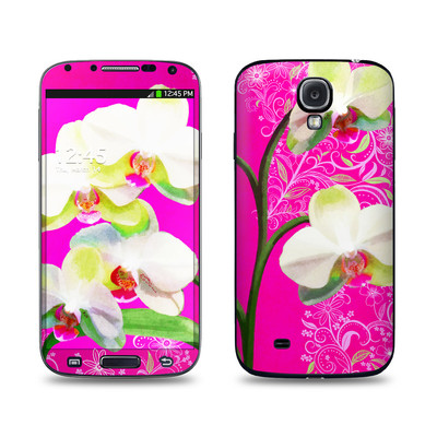 Samsung Galaxy S4 Skin - Hot Pink Pop