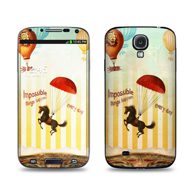 Samsung Galaxy S4 Skin - Impossible