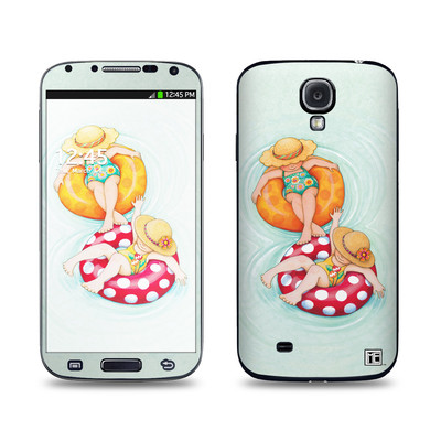 Samsung Galaxy S4 Skin - Inner Tube Girls