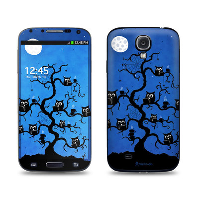 Samsung Galaxy S4 Skin - Internet Cafe