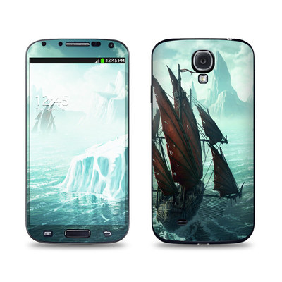 Samsung Galaxy S4 Skin - Into the Unknown