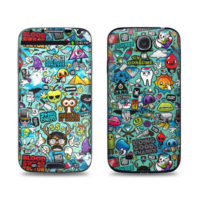 Samsung Galaxy S4 Skin - Jewel Thief