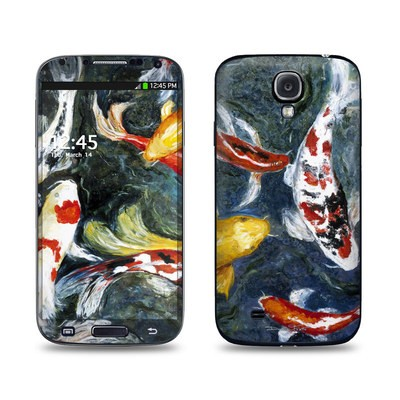 Samsung Galaxy S4 Skin - Koi's Happiness