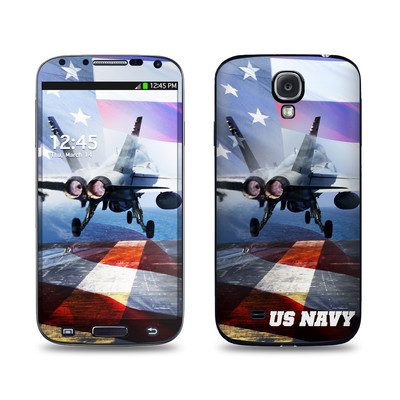 Samsung Galaxy S4 Skin - Launch