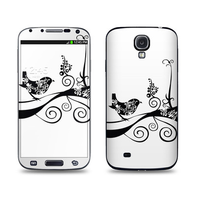 Samsung Galaxy S4 Skin - Little Curly