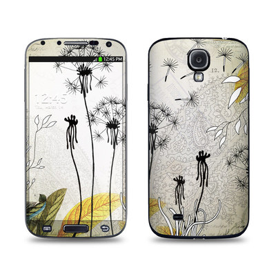 Samsung Galaxy S4 Skin - Little Dandelion