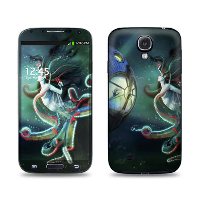 Samsung Galaxy S4 Skin - 20000 Leagues
