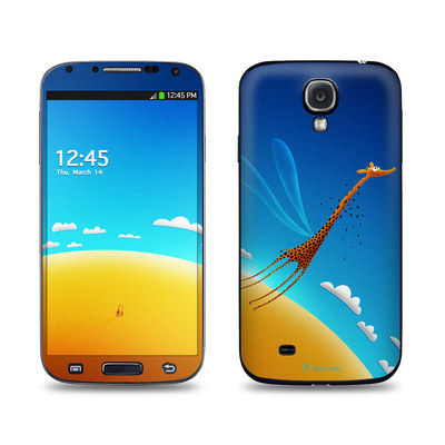 Samsung Galaxy S4 Skin - Learn to Fly
