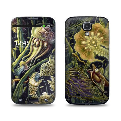Samsung Galaxy S4 Skin - Light Creatures