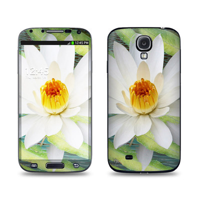 Samsung Galaxy S4 Skin - Liquid Bloom
