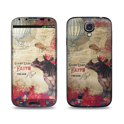 Samsung Galaxy S4 Skin - Leap Of Faith