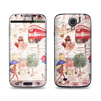 Samsung Galaxy S4 Skin - London