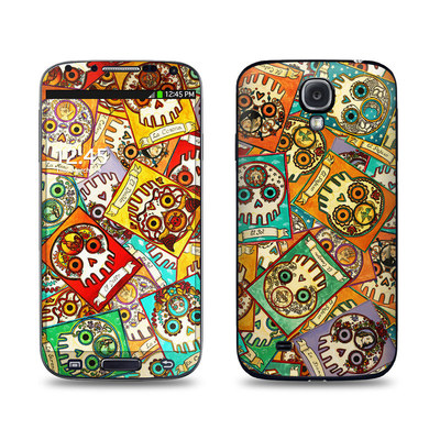 Samsung Galaxy S4 Skin - Loteria Scatter